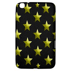 Stars Backgrounds Patterns Shapes Samsung Galaxy Tab 3 (8 ) T3100 Hardshell Case  by Onesevenart