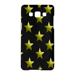 Stars Backgrounds Patterns Shapes Samsung Galaxy A5 Hardshell Case  by Onesevenart