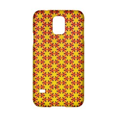 Texture Background Pattern Samsung Galaxy S5 Hardshell Case  by Onesevenart