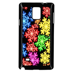 Wallpaper Background Abstract Samsung Galaxy Note 4 Case (black) by Onesevenart