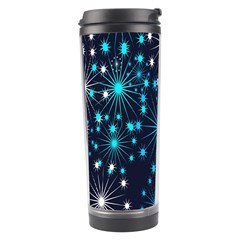 Wallpaper Background Abstract Travel Tumbler by Onesevenart