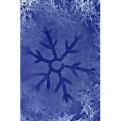 Winter Hardest Frost Cold 5 5  X 8 5  Notebooks by Onesevenart