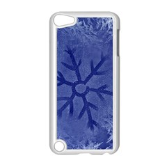 Winter Hardest Frost Cold Apple Ipod Touch 5 Case (white) by Onesevenart