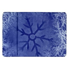 Winter Hardest Frost Cold Samsung Galaxy Tab 8 9  P7300 Flip Case by Onesevenart