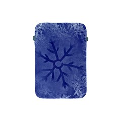 Winter Hardest Frost Cold Apple Ipad Mini Protective Soft Cases by Onesevenart