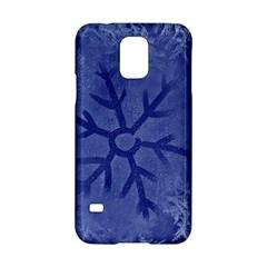 Winter Hardest Frost Cold Samsung Galaxy S5 Hardshell Case  by Onesevenart