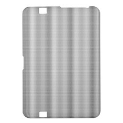 Grey Black Line Polka Dots Kindle Fire Hd 8 9  by Jojostore