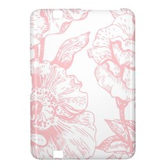 Vintage Pink Floral Kindle Fire Hd 8 9  by 8fugoso