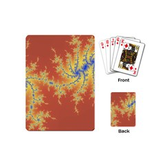 Fractals Playing Cards (mini)  by 8fugoso