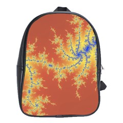 Fractals School Bag (xl)