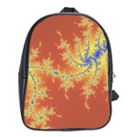 fractals School Bag (XL) Front
