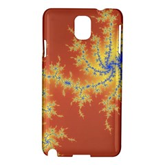 Fractals Samsung Galaxy Note 3 N9005 Hardshell Case by 8fugoso