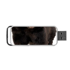Brown Bears Animals Portable Usb Flash (one Side) by Jojostore