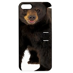 Brown Bears Animals Apple Iphone 5 Hardshell Case With Stand by Jojostore
