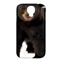 Brown Bears Animals Samsung Galaxy S4 Classic Hardshell Case (pc+silicone) by Jojostore