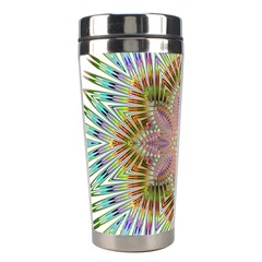Star Flower Glass Sexy Chromatic Symmetric Stainless Steel Travel Tumblers by Jojostore