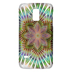 Star Flower Glass Sexy Chromatic Symmetric Galaxy S5 Mini by Jojostore
