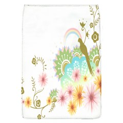 Wreaths Sexy Flower Star Leaf Rose Sunflower Bird Summer Flap Covers (l)  by Mariart