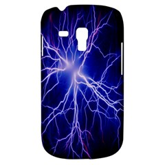 Blue Sky Light Space Galaxy S3 Mini by Mariart