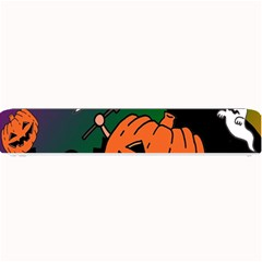 Happy Halloween Small Bar Mats by Mariart
