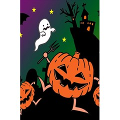 Happy Halloween 5 5  X 8 5  Notebooks by Mariart