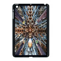 Iron Glass Space Light Apple Ipad Mini Case (black) by Mariart