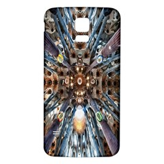 Iron Glass Space Light Samsung Galaxy S5 Back Case (white) by Mariart