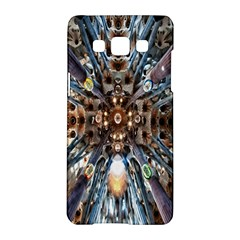 Iron Glass Space Light Samsung Galaxy A5 Hardshell Case