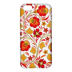 Wreaths Flower Floral Sexy Red Sunflower Star Rose Apple Iphone 5c Hardshell Case by Mariart