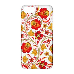 Wreaths Flower Floral Sexy Red Sunflower Star Rose Apple Iphone 7 Hardshell Case by Mariart