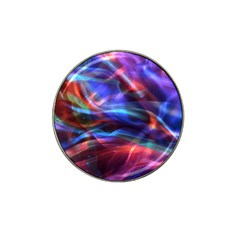 Abstract Shiny Night Lights 2 Hat Clip Ball Marker by tarastyle