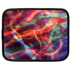 Abstract Shiny Night Lights 4 Netbook Case (xxl)  by tarastyle