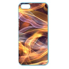 Abstract Shiny Night Lights 6 Apple Seamless Iphone 5 Case (color) by tarastyle