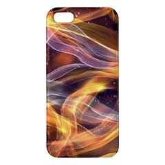 Abstract Shiny Night Lights 6 Apple Iphone 5 Premium Hardshell Case by tarastyle