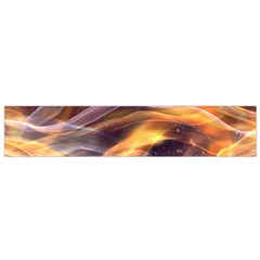 Abstract Shiny Night Lights 6 Flano Scarf (small) by tarastyle