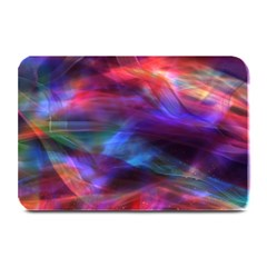 Abstract Shiny Night Lights 7 Plate Mats by tarastyle