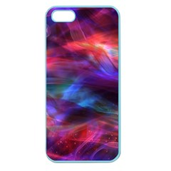 Abstract Shiny Night Lights 7 Apple Seamless Iphone 5 Case (color) by tarastyle
