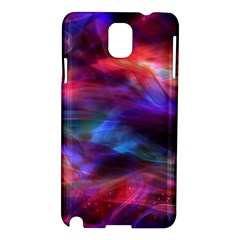 Abstract Shiny Night Lights 7 Samsung Galaxy Note 3 N9005 Hardshell Case by tarastyle
