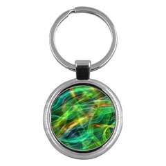 Abstract Shiny Night Lights 8 Key Chains (round)  by tarastyle