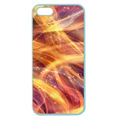 Abstract Shiny Night Lights 10 Apple Seamless Iphone 5 Case (color) by tarastyle