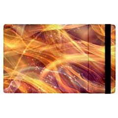Abstract Shiny Night Lights 10 Apple Ipad Pro 9 7   Flip Case by tarastyle