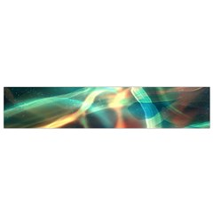 Abstract Shiny Night Lights 11 Flano Scarf (small) by tarastyle