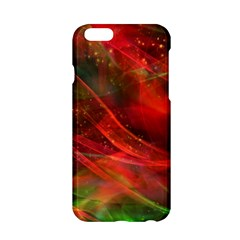 Abstract Shiny Night Lights 12 Apple Iphone 6/6s Hardshell Case by tarastyle
