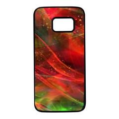 Abstract Shiny Night Lights 12 Samsung Galaxy S7 Black Seamless Case by tarastyle