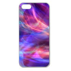 Abstract Shiny Night Lights 14 Apple Seamless Iphone 5 Case (clear) by tarastyle