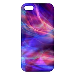 Abstract Shiny Night Lights 14 Apple Iphone 5 Premium Hardshell Case by tarastyle