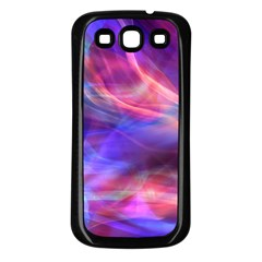 Abstract Shiny Night Lights 14 Samsung Galaxy S3 Back Case (black) by tarastyle