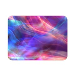 Abstract Shiny Night Lights 14 Double Sided Flano Blanket (mini)  by tarastyle