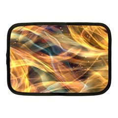 Abstract Shiny Night Lights 15 Netbook Case (medium)  by tarastyle
