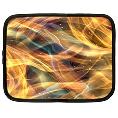 Abstract Shiny Night Lights 15 Netbook Case (xxl)  by tarastyle